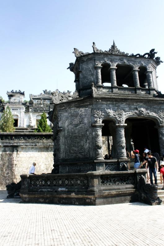 Tomb of Emperor Tu Duc.